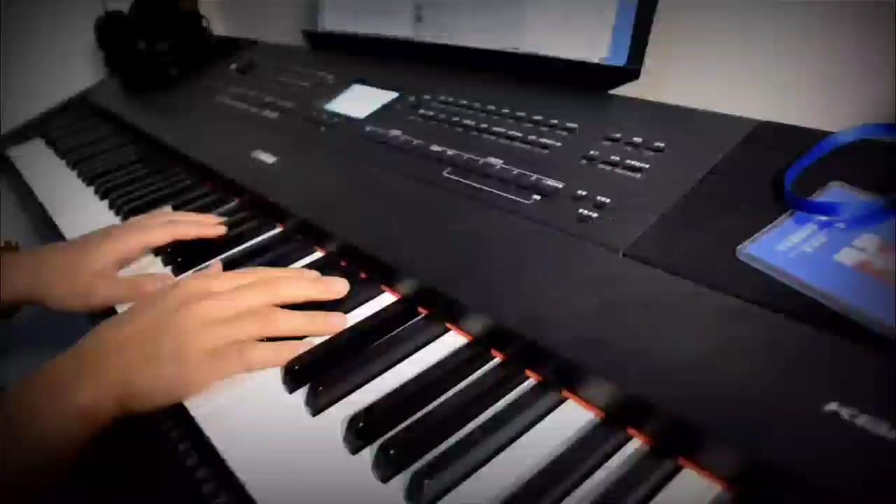 嘎达梅林(文武贝钢琴版)演奏视频