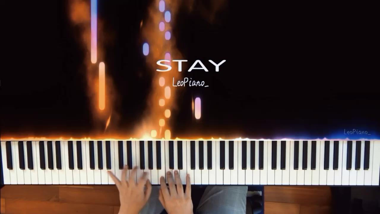 STAY 高燃独奏完整版演奏演奏视频