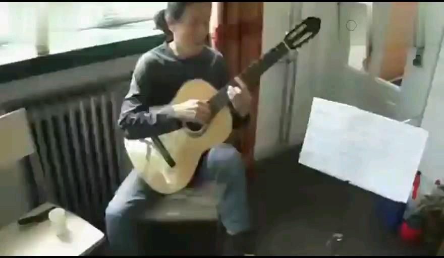 卡农-(情感100%)演奏视频