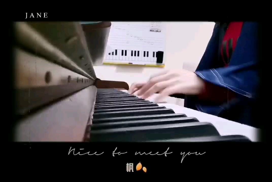 枫 cover 周杰伦演奏视频