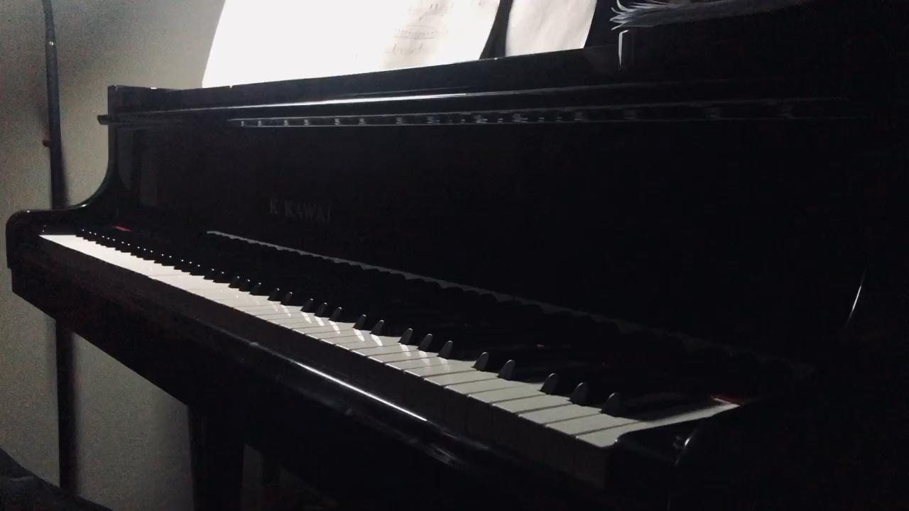 Chopin  a  minor Waltzes演奏视频