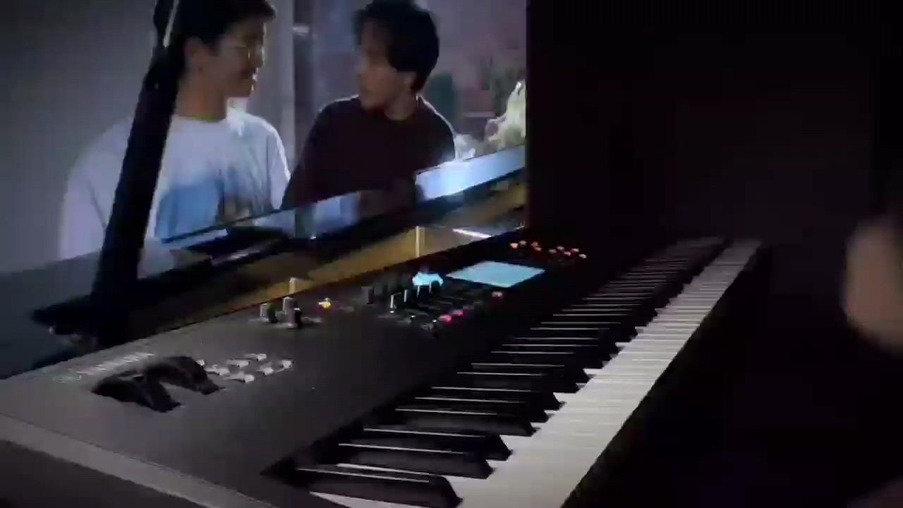 追 -(Cover张国荣) 钢琴弹唱演奏视频